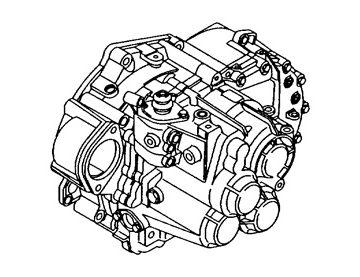 Skrzynia Volkswagen Touran (HDU)