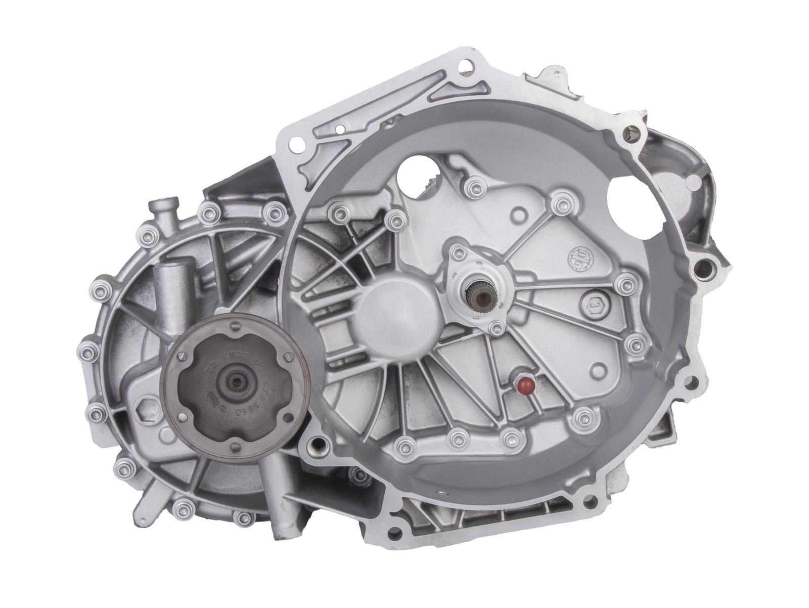 Skrzynia VW Caddy manualna LBT