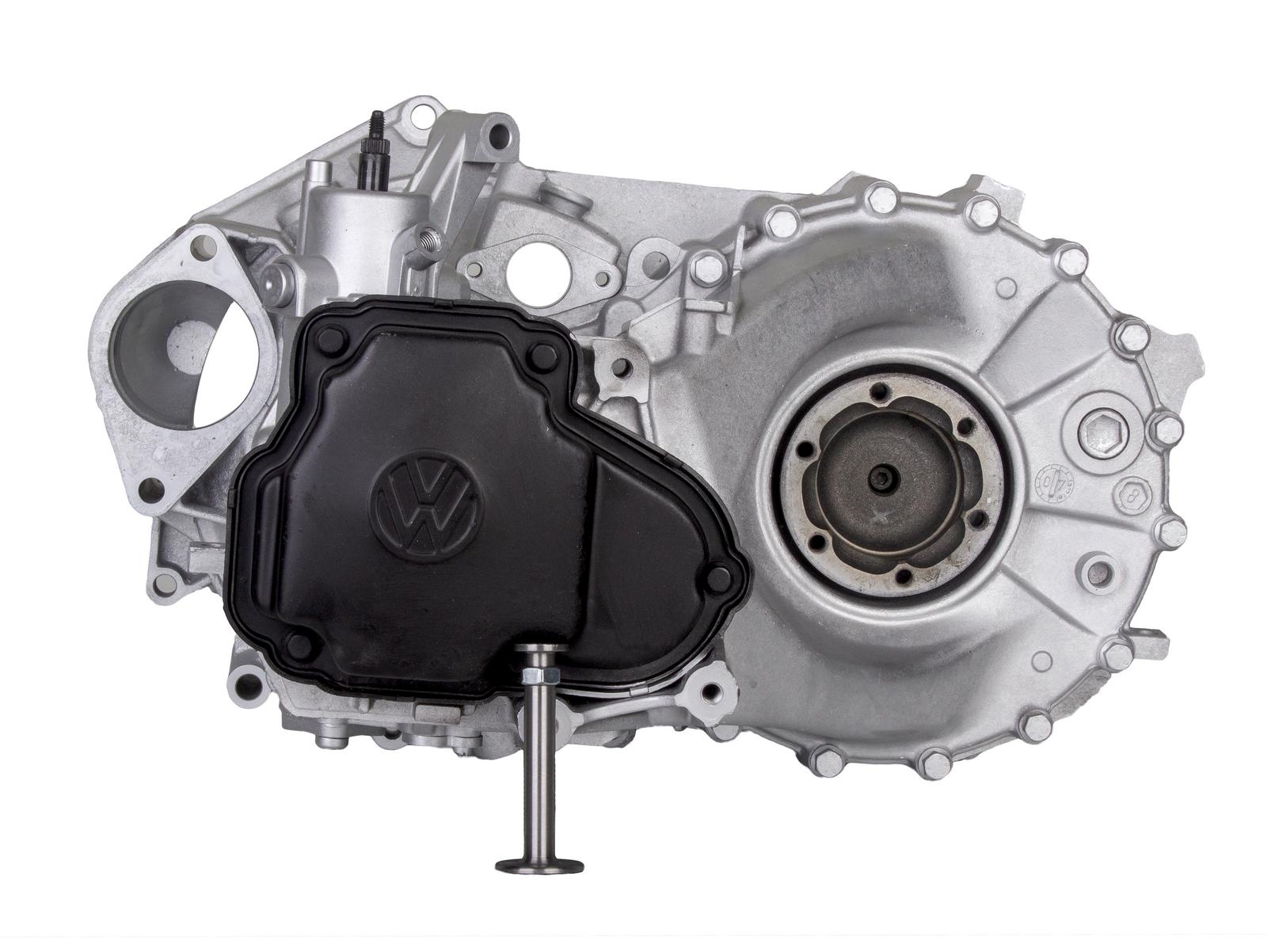 Skrzynia VW T5 manualna JQU