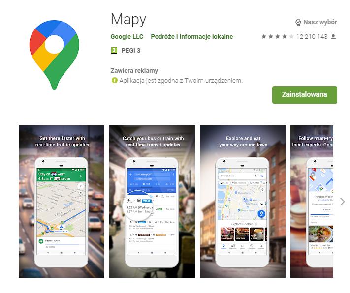 Mapy-google-google-maps-aplikacja-android-samochod-najlepsze-aplikacje-dla- kierowcow-skrzynie-zajac-skrzynie-biegow-manualne-sklep-interntowy