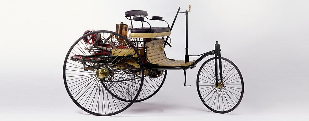 Pierwszy samochód świata
